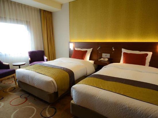 大都會東京城飯店(Hotel Metropolitan Edmont Tokyo)主樓翻新雙床房