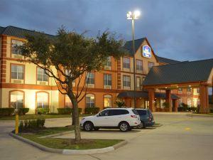 霍比機場貝斯特韋斯特優質套房酒店(BEST WESTERN PLUS Hobby Airport Inn & Suites)