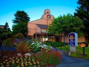 貝斯特韋斯特普勒斯文恩斯酒店(Best Western Plus Inn at The Vines)