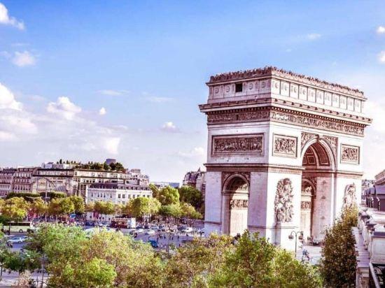 巴黎香榭麗舍安珀酒店(Maison Albar Hôtel Paris Champs Elysées)周邊圖片