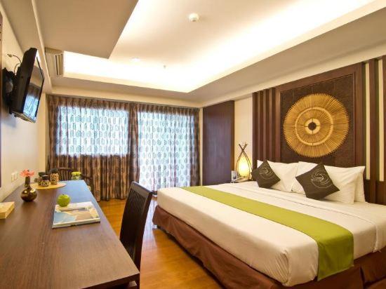 芭堤雅黃金海酒店(Golden Sea Pattaya)豪華房