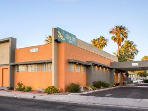 圖森火烈鳥品質酒店(Quality Inn Flamingo Tucson)
