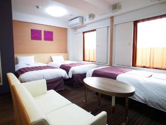MYSTAYS 淺草酒店(HOTEL MYSTAYS Asakusa)晴空塔景豪華三人房