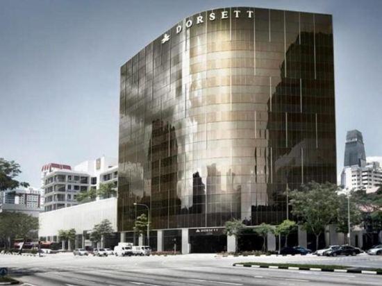 新加坡帝盛酒店(Dorsett Singapore)露台房
