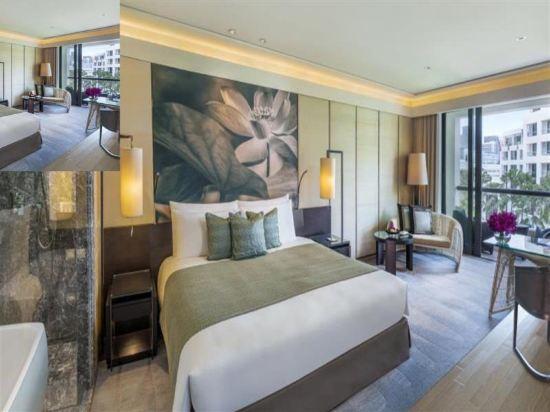 曼谷暹羅凱賓斯基酒店(Siam Kempinski Hotel Bangkok)尊貴房