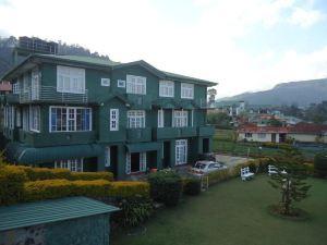 綠色星星酒店(Hotel Green Stars)