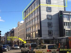 威斯巴登商務旅館(Business Hostel Wiesbaden)