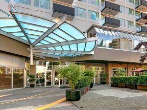 溫哥華格蘭維爾貝斯特韋斯特普拉斯城堡套房酒店及會議中心(Best Western Plus Chateau Granville Hotel Vancouver)