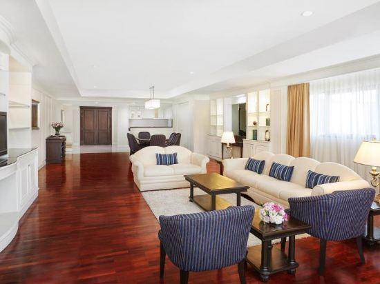是隆中央酒店(Centre Point Silom)二卧室套房