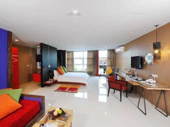 曼谷自我風格酒店(MeStyle Place Bangkok)至尊豪華房