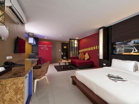 曼谷自我風格酒店(MeStyle Place Bangkok)超級豪華房