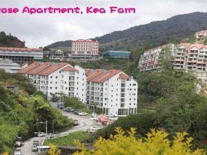 金馬侖玫瑰公寓(Cameron Highlands Rose Apartment)