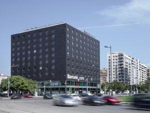 瓦倫西亞巴瑟羅酒店(Barceló Valencia)