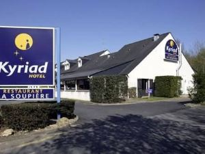 北雷恩基里亞德酒店(Kyriad Rennes Nord Hotel)