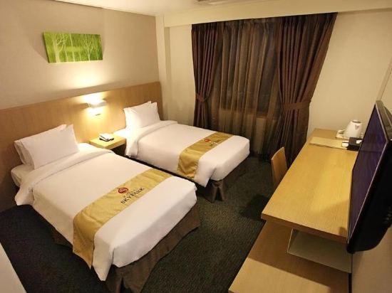 天空花園酒店濟州1號店(Hotel Skypark Jeju 1)標準雙床房
