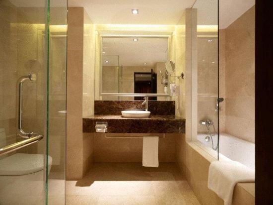 新加坡半島怡東酒店(Peninsula Excelsior Hotel Singapore)套房