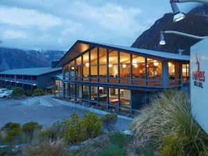 庫克小屋汽車旅館(Mt Cook Lodge & Motels)