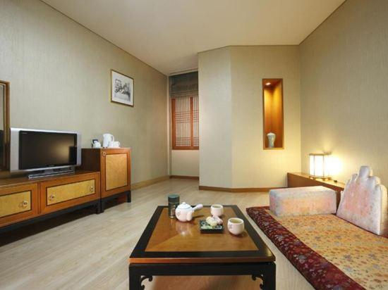 宜必思首爾明洞酒店(Ibis Ambassador Seoul Myeong Dong)精致特大床套房
