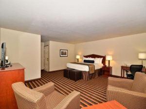新俄勒岡貝斯特韋斯特酒店(Best Western New Oregon Motel)