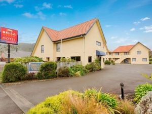 格雷茅斯貝拉維斯特汽車旅館(Bella Vista Motel Greymouth)