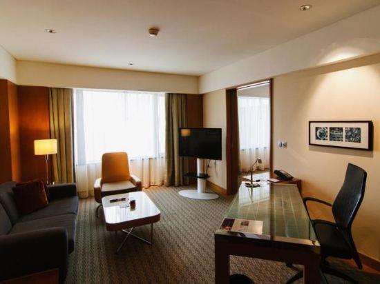 新加坡君悦酒店(Grand Hyatt Singapore)豪華房