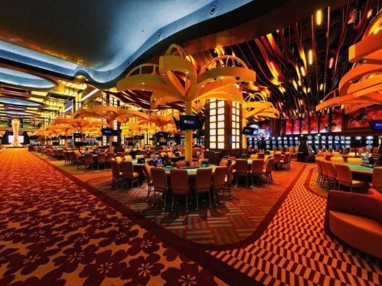 新加坡聖淘沙名勝世界逸濠酒店(Resorts World Sentosa - Equarius Hotel Singapore)公共區域