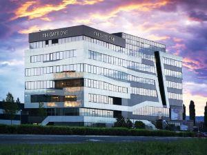 布拉迪斯拉發一號門NH酒店(NH Bratislava Gate One)