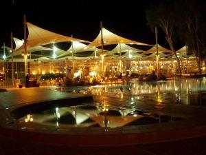 烏魯魯沙漠風帆酒店(Sails in The Desert Hotel Yulara)