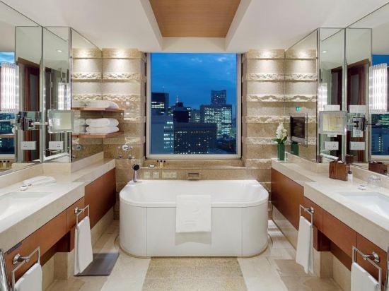 東京半島酒店(The Peninsula Tokyo)豪華套間