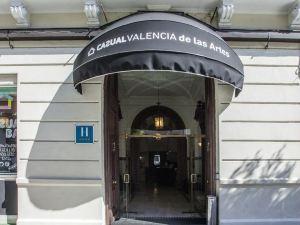 瓦倫西亞德拉斯阿特斯休閑酒店(Casual Valencia de las Artes)
