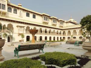 泰姬蘭姆巴宮酒店(Taj Rambagh Palace)