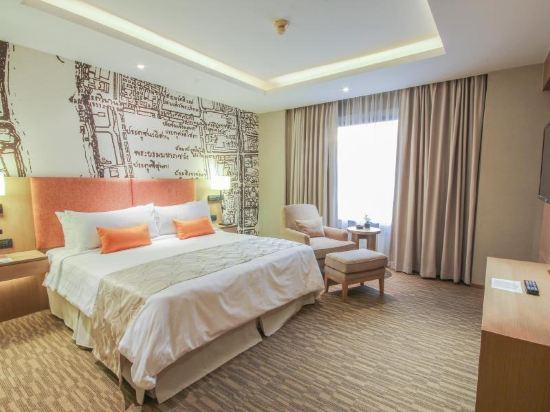 曼谷財富美爵酒店(Grand Mercure Bangkok Fortune)行政套房