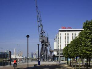 倫敦碼頭區卓越宜必思酒店(Ibis London Excel-Docklands)