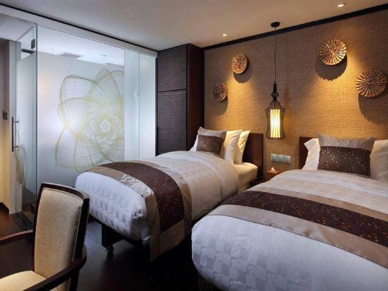 新加坡客來福酒店惹蘭蘇丹33號(Hotel Clover 33 Jalan Sultan Singapore)豪華房