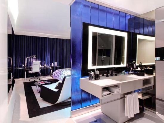 曼谷W酒店(W Bangkok Hotel)房間
