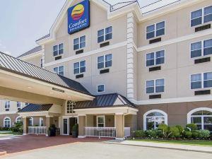達拉斯伊瓦爾納特35號州際公寓品質套房酒店(Quality Inn and Suites I35 EWalnut Hill Dallas)