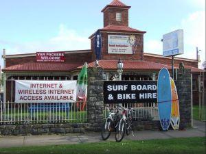 瓦南布爾海灘背包客旅館(Warrnambool Beach Backpackers)