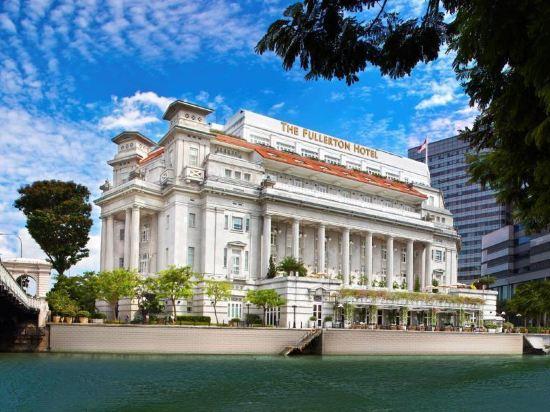 新加坡富麗敦酒店(The Fullerton Hotel Singapore)考利爾套房