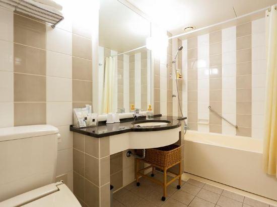 東京東急澀谷卓越大飯店(Shibuya Excel Hotel Tokyu Tokyo)卓越雙床房