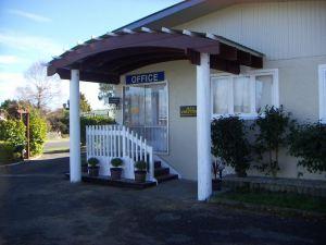 山茶花苑家庭汽車旅館(Camellia Court Family Motel)