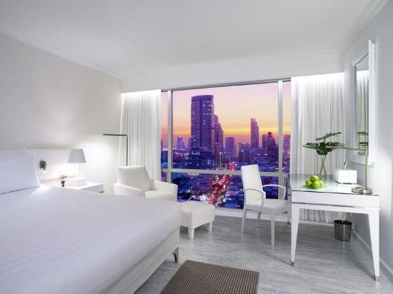 曼谷鉑爾曼G酒店(Pullman Bangkok Hotel G)G豪華房
