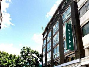 曼谷是隆楠特拉酒店(Nantra Silom Hotel Bangkok)