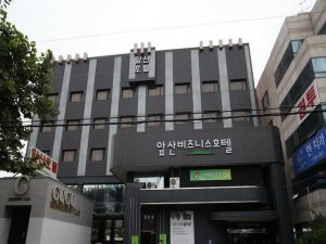 前山商務酒店-Goodstay認證(Goodstay Apsan Business Hotel)