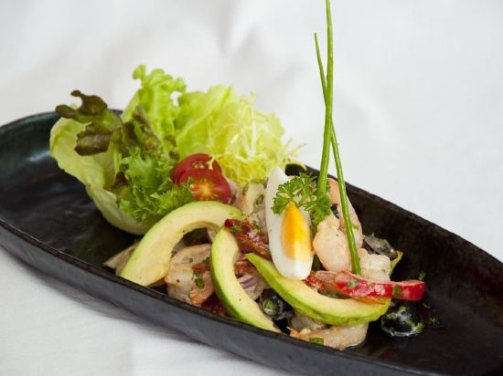 曼谷瑞士奈樂特公園酒店(Swissotel Nai Lert Park Bangkok)餐廳