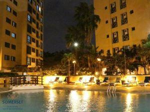 泗水薩默塞特郡酒店(Verwood Hotel and Serviced Residence Surabaya)