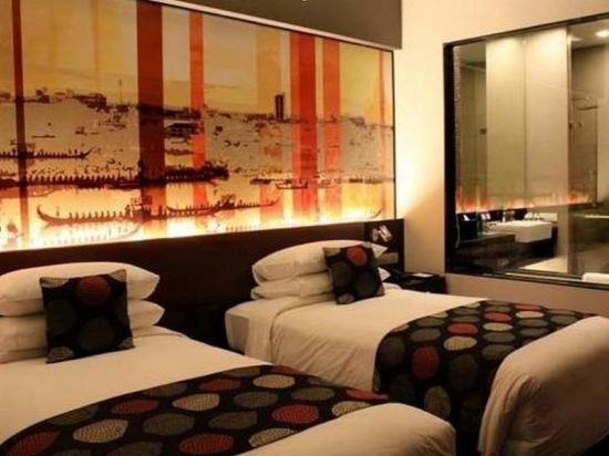 曼谷18街麗亭酒店(Park Plaza Bangkok Soi 18)豪華房