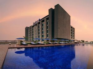 新德里西維豪爾麗笙藍標酒店(Radisson Blu Hotel New Delhi Paschim Vihar)