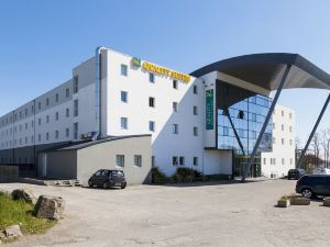 南特伯瑞赫塞祖爾品質套房酒店(Quality Hotel & Suites Nantes Beaujoire)