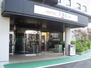 倉敷市1-2-3酒店(Hotel 1-2-3 Kurashiki)