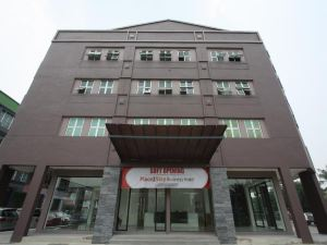 古晉Place2Stay商務酒店-水濱(Place2Stay Business Hotel @ Waterfront Kuching)